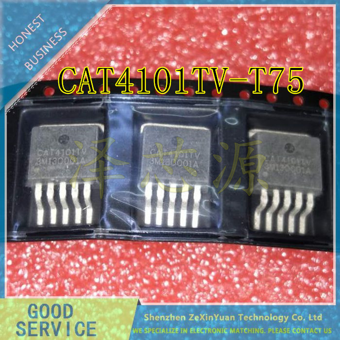 5 ADET/GRUP CAT4101TV-T75 CAT4101TV CAT4101 CSI TO263-5