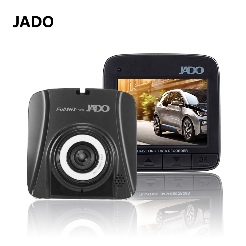 JADO Araba Kamera Full HD 1080 P Mini Araba Dvr Video Kaydedici 140 derece Araba Kayıt Araba Dvr dash kamera